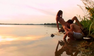 The lengthy-awaited legal age teenager sex takes place outdoors by the miniature lake