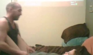 One very nice-looking hotty gets pounded by pretty pal so well