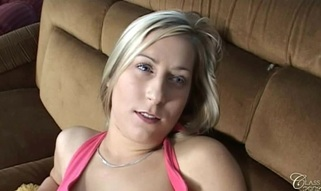 Carla not at any time had 10-Pounder in mouth and is afraid 'coz that chick thinks that is to filthy to smack it. But her ally Caroline shares her paramour 10-Pounder with Carla in order to give her the first blow job