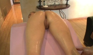 Enjoyable darling is delighting guy with vigorous riding