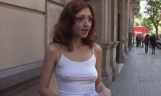 Hawt pretty angel receives mind screwed and thraldom sex.