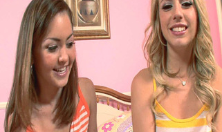 Horny 18 year old sluts, Lexi and Jewel, just love to pillow fight each other when they throw a sleep over party! They're so cute and blameless u just want to give 'em sweet cum candy! They the one and the other love pecker, but REALLY have a fun playing with each others mellow 18 year old pussies!