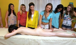 Naughty lesbian babes are using sex dolls to satisfy their needs