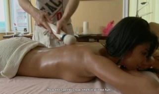 Banging beauty's cunt from behind makes her moans like slut